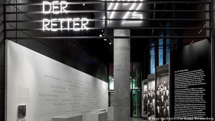 Exhibition on Carl Laemmle (Haus der Geschichte Baden-Württemberg)