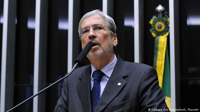 Brasilien Antonio Imbassahy Brasilien Antonio Imbassahy (Câmara dos Deputados/L. Macedo )