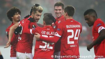 UEFA Europa League FSV Mainz 05 - FK Qäbälä (Bongarts/Getty Images/A. Grimm)