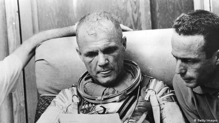 John Glenn (Getty Images)