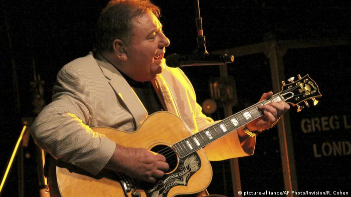 Greg Lake (picture-alliance/AP Photo/Invision/R. Cohen)