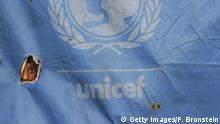UNICEF Symbolbild Zelt in Faisabad Afghanistan