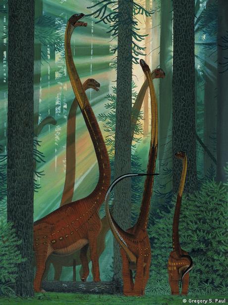 Princeton Field Guides - Dinosaurs Dinosaurier