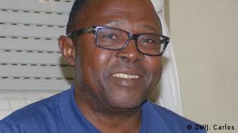 Menschenrechtler Marcos Mavungo