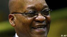 Südafrika Parlament wählt neuer Präsident Jacob Zuma