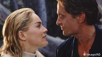 Film still Basic Instinct (Imago/AD)