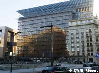Новая штаб-квартира ЕС в Брюсселе