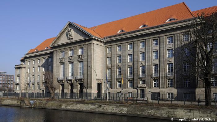 Deutschland Verteidigungsministerium (Imago/blickwinkel/I. Schulz)