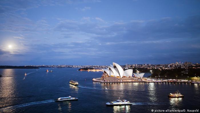 Оперний театр у Сіднеї, Австралія