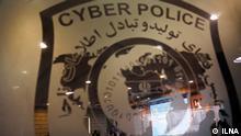 Sitzung vom iranische Cyber Police Staatsanwalt.