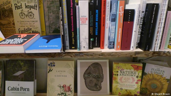 Bücherläden in Berlin - Zabriskie
