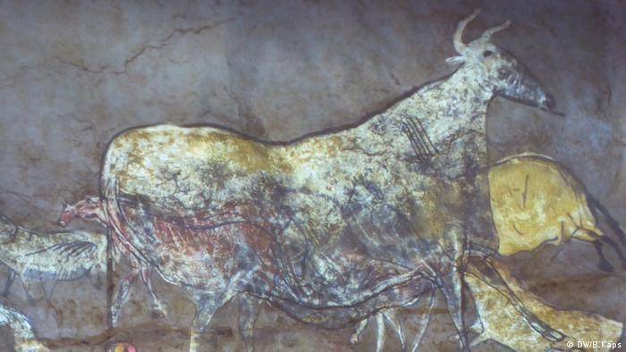 Lascaux cave art (DW/B.Kaps)