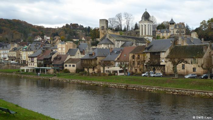 Town of Montignac (DW/B.Kaps)