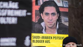 Demo für Blogger Raif Badawi