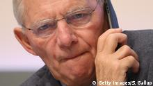 CDU Parteitag Wolfgang Schäuble (Getty Images/S. Gallup)