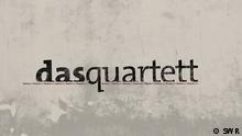 DW Program Guide Sendungslogo Lesenswert Quartett