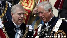 Duke of York statement
