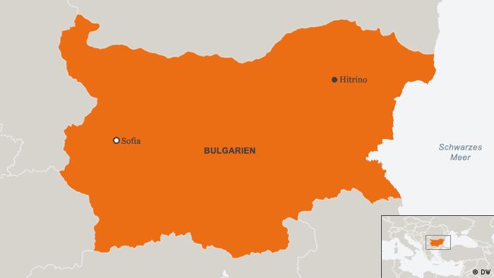 Bulgarien Karte Deutsch.Gastanks In Bulgarien Explodiert Mehrere Todesopfer
