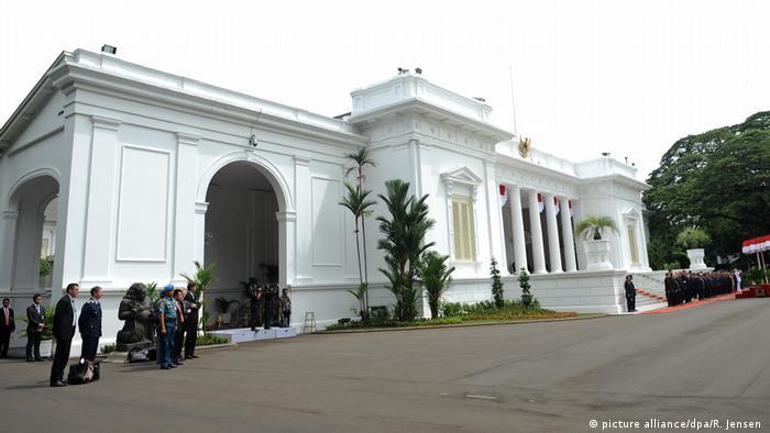 Indonesien - Präsidentenpalast in Jakarta