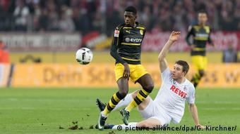 Bundesliga   1. FC Köln - Borussia Dortmund