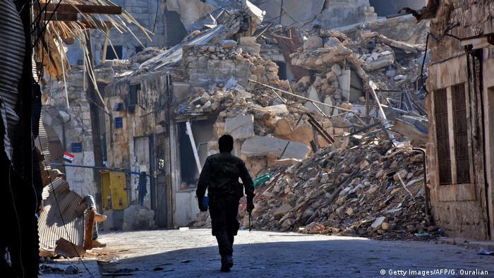 Алеппо, Асад, старе місто, центр