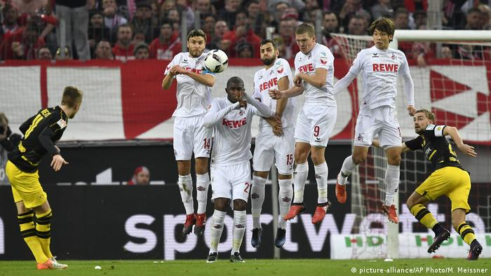 Bundesliga |  1. FC Köln - Borussia Dortmund (picture-alliance/AP Photo/M. Meissner)