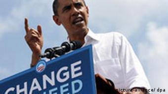 Obama macht Wahlkampf in Florida