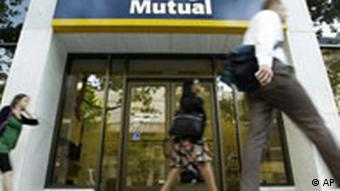 банкротство washington mutual причины
