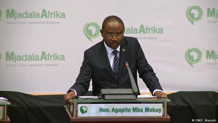 Äthiopien Debatte der Präsidentschaftskandidaten der Kommission der Afrikanischen Union