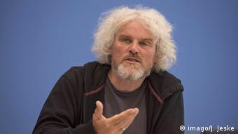 Deutschland Jochen Stay Sprecher von ausgestrahlt in der Bunde