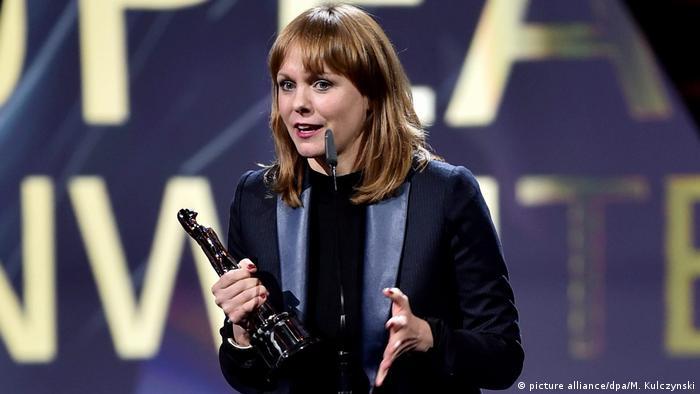 Europäischer Filmpreis 2016 Breslau - Maren Ade (picture alliance/dpa/M. Kulczynski)
