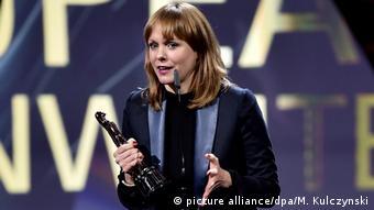 Maren Ade at the European Film Awards