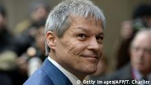 Rumänien Parlamentswahl - Dacian Ciolos