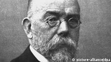 Robert Koch deutscher Mediziner und Mikrobiologe