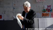 Mazedonien Parlamentswahlen- DUI- Anführer Ali Ahmeti