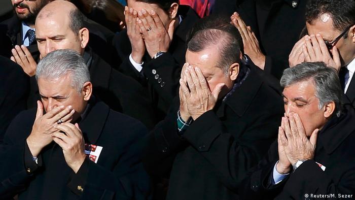 Türkei Istanbul nach den Anschlägen