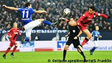 Deutschland FC Schalke 04 v Bayer 04 Leverkusen (Getty Images/Bongarts/S. Franklin)