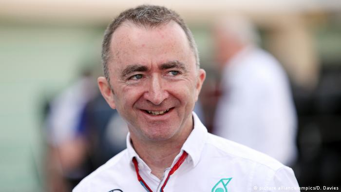 Mercedes Benz Technikdirektor Paddy Lowe (picture alliance/empics/D. Davies)