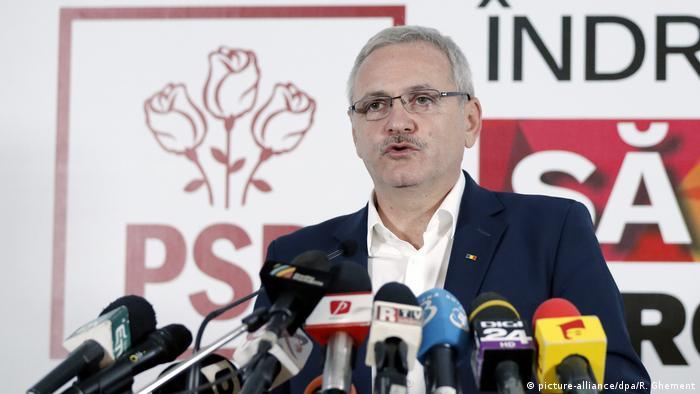 Rumänien - Sozialdemokraten gewinnen - Liviu Dragnea