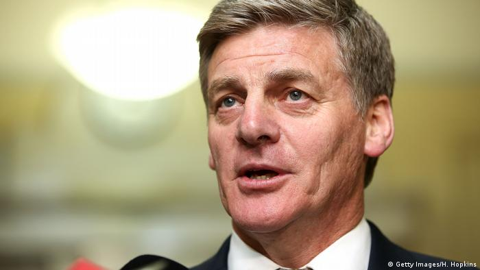 Neuseeland Bill English (Getty Images/H. Hopkins)