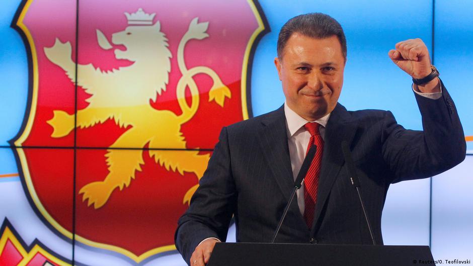 Груевски не се откажува од гангстерскиот систем