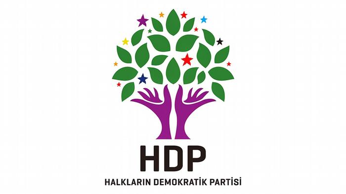 Türkei Logo der HDP