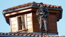 Türkei Sicherheitskräfte in Istanbul