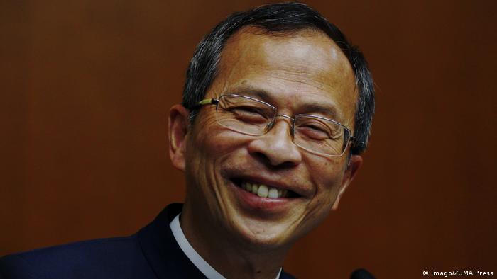 Hong Kong Wahlen Jasper Tsang Yok-sing Kandidat (Imago/ZUMA Press)