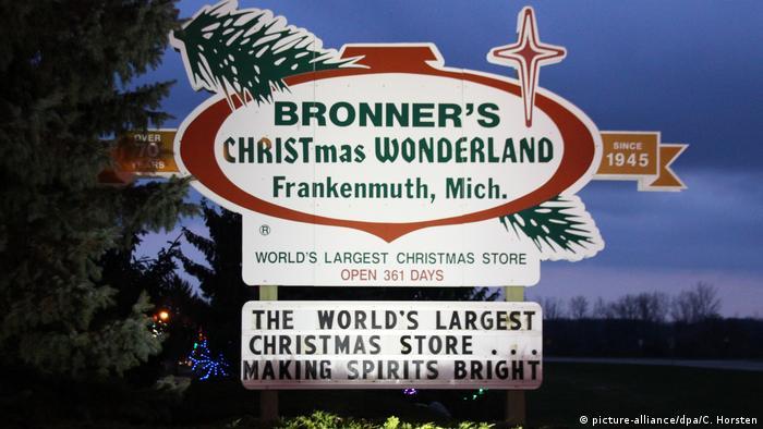 usa weltgrter weihnachtsladen picture alliancedpac horsten - Largest Christmas Store