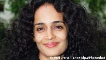 Arundhati Roy Indian Writer Her book The God of Small Things is...