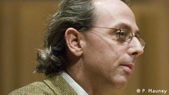 Roger Berkowitz heads the Hannah Arendt Center for Politics and Humanity at Bard College in New York (P. Mauney)