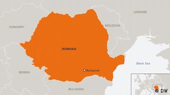 Τα παράλια της Ρουμανίας στη Μαύρη Θάλασσα