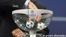 Schweiz Champions League Auslosung