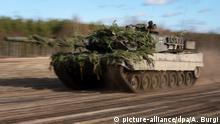 Deutschland Kampfpanzer Leopard 2